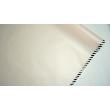 Пленка матовая корейская с кантом 58см*10м (цвет персиковый)
