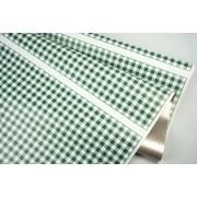 """Пленка матовая DUOMAT """"шахматная доска"""", ( цвет зеленый) 58см*10м, 65мкм"""