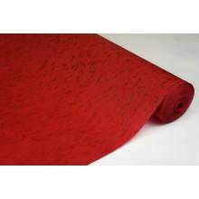 """Фетр 3D ламинированный """"Коралл"""" 50см*10м (цвет бордовый)"""