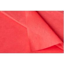 Фетр однотонный 50см*50см, 41шт. в уп. (цвет красный)