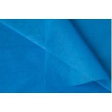 Фетр однотонный 50см*50см, 41шт. в уп. (цвет синий)