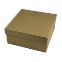 Коробка для подарков (крышка/дно) 25см*25см*12см
