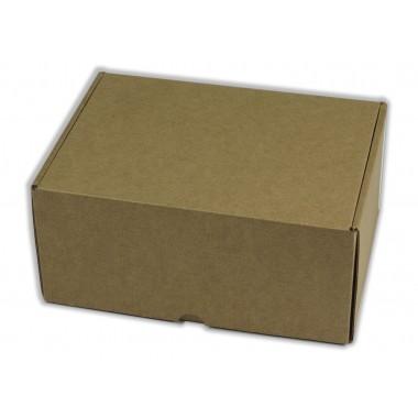 Коробка для подарков (самосборная) 22см*16см*10см