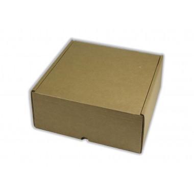Коробка для подарков (самосборная) 25см*25см*10см