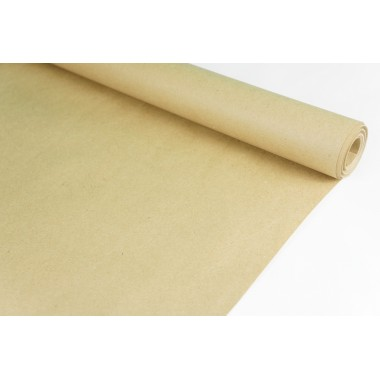 Крафт бумага коричневая (без рис.), 70г/м2, 73см*10м