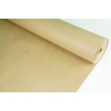 Крафт бумага коричневая (без рис.), 78г/м2, 60см*20м