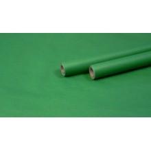 Крафт бумага с однотонной заливкой (зеленый) 0,7м*9м