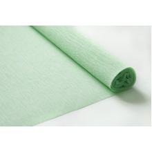 Бумага крепированная 50см*2,5м (цвет салатовый)