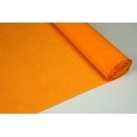 Бумага крепированная 50см*2,5м (цвет оранжевый)