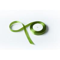 Лента атласная, 16мм*23м (цвет трава)