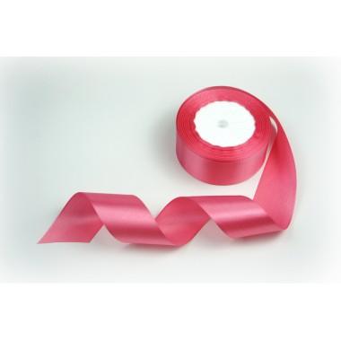 Лента атласная, 40мм*23м (цвет пепельно-розовый)