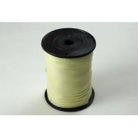 Лента полипропиленовая, 0,5см*500м (цвет шампань)