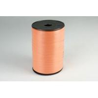 Лента полипропиленовая, 0,5см*500ярд (цвет персиковый)