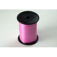 Лента полипропиленовая, 0,5см*500м (цвет ярко-розовый)