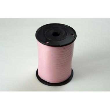 Лента полипропиленовая, 0,5см*500м (цвет розовый)