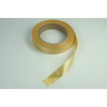 Лента полипропиленовая, 2см*50м (цвет бронза)