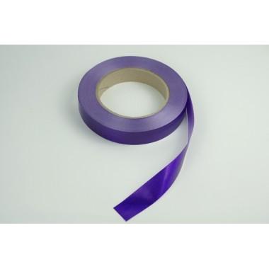 Лента полипропиленовая, 2см*50м (цвет фиолетовый)