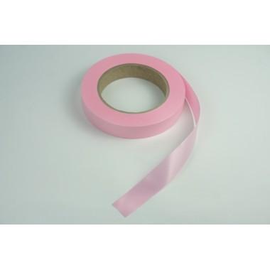 Лента полипропиленовая, 2см*50м (цвет розовый)