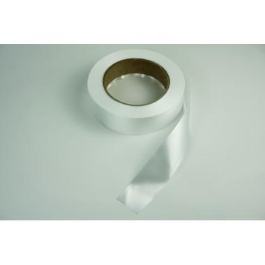 Лента полипропиленовая, 3см*50м (цвет белый)