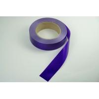 Лента полипропиленовая, 3см*50м (цвет фиолетовый)