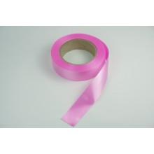 Лента полипропиленовая, 3см*50м (цвет ярко-розовый)