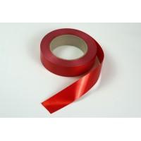 Лента полипропиленовая, 3см*50м (цвет красный)