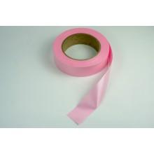 Лента полипропиленовая, 3см*50м (цвет розовый)