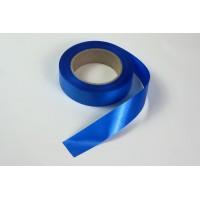 Лента полипропиленовая, 3см*50м (цвет синий)