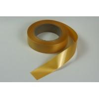 Лента полипропиленовая, 3см*50м (цвет бронзовый)