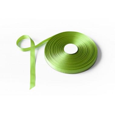 Лента репсовая, 16мм*91,5м (цвет трава)
