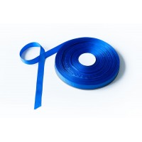 Лента репсовая, 16мм*91,5м (цвет синий)