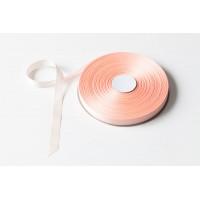 Лента репсовая, 16мм*91,5м (цвет персик)