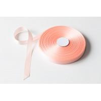 Лента репсовая, 20мм*91,5м (цвет персик)