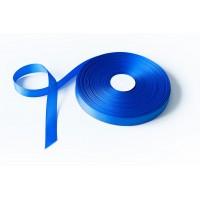 Лента репсовая, 20мм*91,5м (цвет синий)