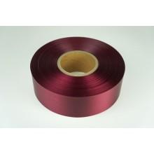 Лента сатиновая (цвет бордовый), 60мм*200м