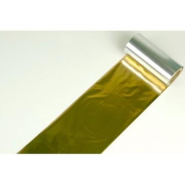 Риббон (термотрансферная лента), TPS 502 Resin (золото), 84мм*200м