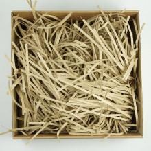 Стружка бумажная, 100гр (цвет натуральный)