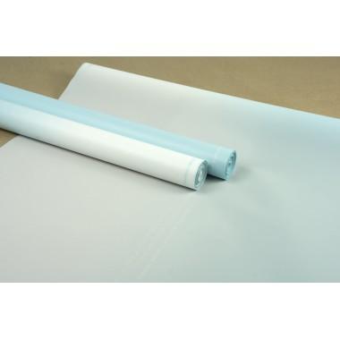 """Пленка матовая корейская """"градиент"""", (цвет голубой) 58см*10м, 50мкм"""