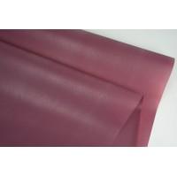 """Пленка матовая корейская """"Мерцание"""" (цвет бордовый), 58см*10м, 65 мкм"""