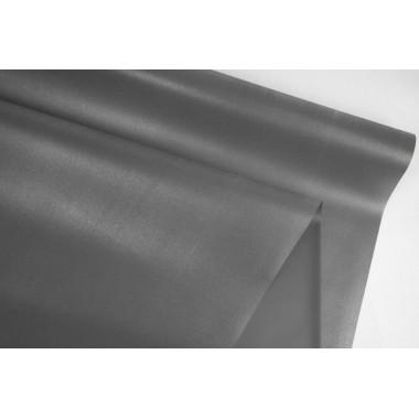 """Пленка матовая корейская """"Мерцание"""" (цвет графитовый), 58см*10м, 65 мкм"""