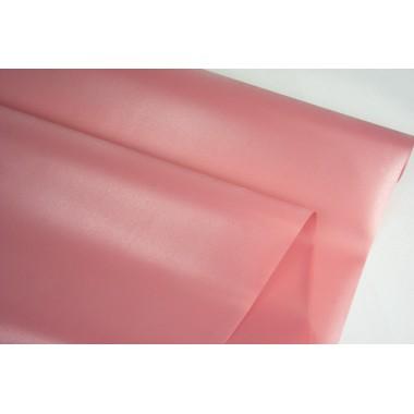 """Пленка матовая корейская """"Мерцание"""" (цвет пепельно-розовый), 58см*10м, 65 мкм"""