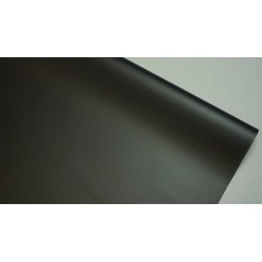 Пленка матовая корейская однотонная 58см*10м (цвет черный)