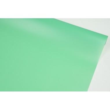 Пленка матовая корейская однотонная 58см*10м (цвет мятный)