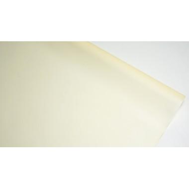 Пленка матовая корейская однотонная 58см*10м (цвет молочный)