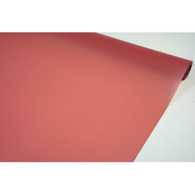 Пленка матовая корейская однотонная 58см*10м (цвет пепельно-розовый)