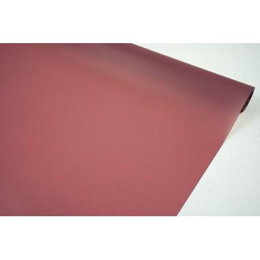 Пленка матовая корейская однотонная 58см*10м (цвет темно-лиловый)