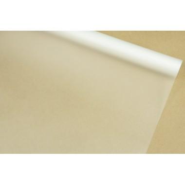 Пленка матовая корейская однотонная 58см*10м (цвет прозрачный)