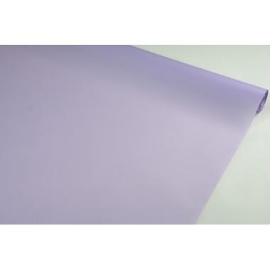 Пленка матовая корейская однотонная 58см*10м (цвет сиреневый)