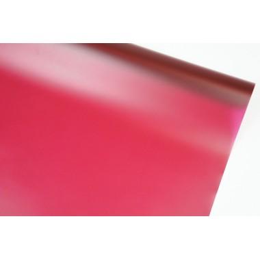 Пленка матовая корейская однотонная 58см*10м (цвет винный)