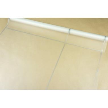 Пленка матовая корейская с окантовкой 58см*10м (цвет серебро)